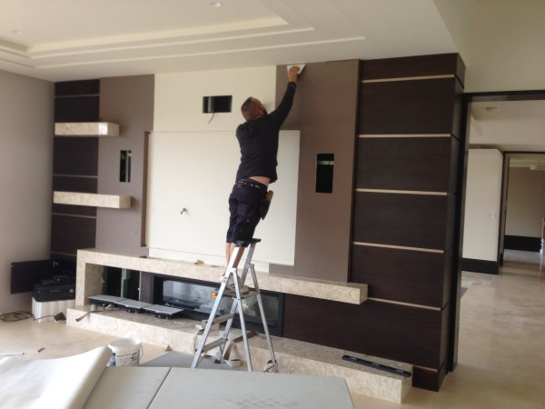 Byron Bay Wallpaper Installation Wow Wallpaper Hanging